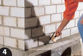 Come isolare una parete umida trendy come risanare for Scantinati in texas