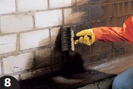 probau isolare le pareti esterne della cantina