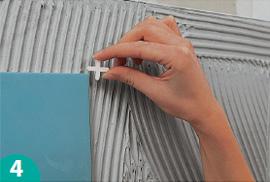 Probau piastrellare le pareti - Angolari per piastrelle ...
