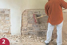 probau: Wände verputzen